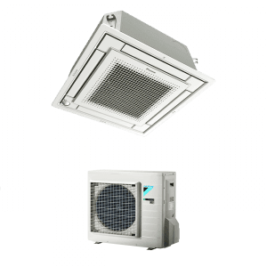 DAIKIN Air Conditioning Systems – Cassette – AirCon-Online co uk