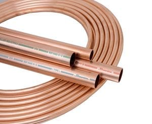 Copper Piping & Insulation