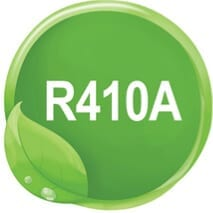With R-410A Refrigerant - Daikin
