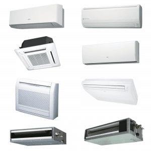 Multi-Split Indoor Units - FUJITSU
