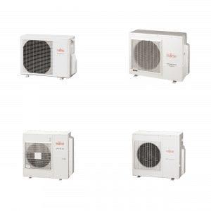 Multi-Split Outdoor Units - Fujitsu