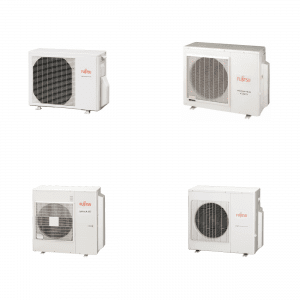 Multi-Split Outdoor Units - Fujitsu