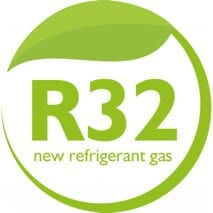 With R-32 Refrigerant - Daikin