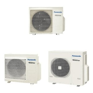 Multi-Split Outdoor Units - Panasonic