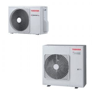 Multi-Split Outdoor Units - Toshiba