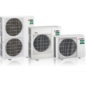 Multi-Split Outdoor Units - Mitsubishi Electric